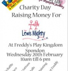 Charity Fun Day for Lewis Mighty Fund